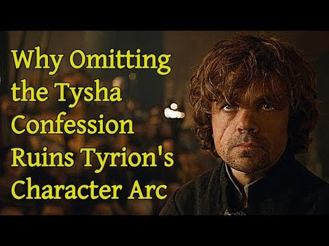 Game of Thrones: Why Omitting the Tysha Confession Ruins Tyrion's Character Arc