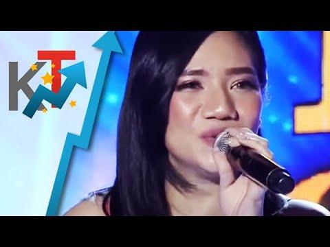 Mara Tumale performs My Way in Tawag ng Tanghalan Quarterfinals 2020!