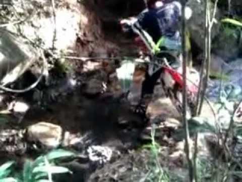 Trilhando em Bela Vista de minas