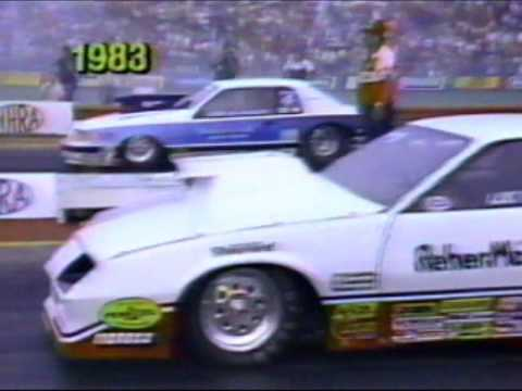 Pro Stock Drag Racing in the '70s and '80s
