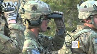 101st Airborne in Afghan's Patica Provence