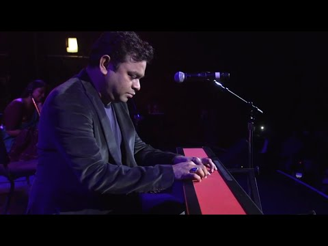 A. R. Rahman Clinic at the Berklee Performance Center