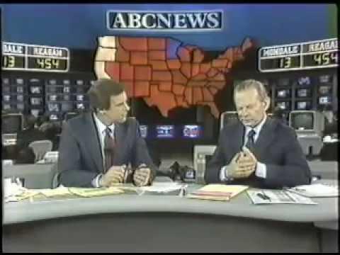 Election night drama 1984