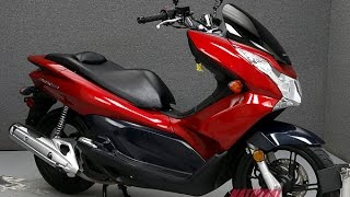 6. 2013  HONDA  PCX150 - National Powersports Distributors