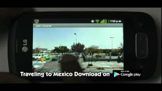 Traveling to Mexico YouTube video