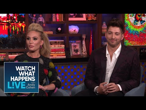 Kate Chastain Explains The Speaker Incident With Caroline Bedol | Below Deck | WWHL