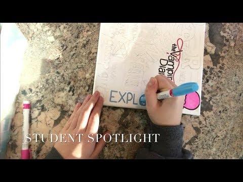 Mountie Media   Student Spotlight- Hannah Scherwatzky (видео)