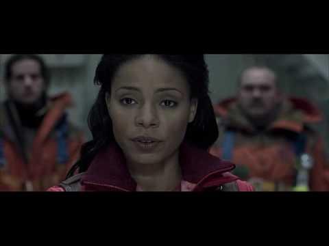From 2004 movie Alien vs. Predator with Sanaa Lathan and Agathe de La Boulaye