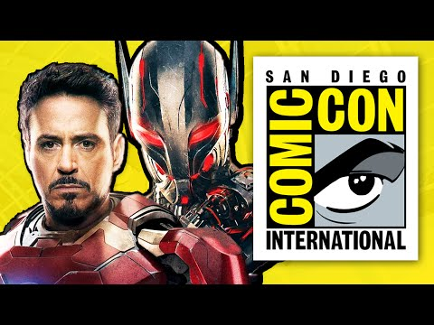 age - Marvel Avengers 2 Age Of Ultron Comic Con 2014 Preview. Cast Panel, Ant Man, Doctor Strange, Guardians Of The Galaxy 2, Phase 3 and Avengers 2 Trailer ▻ http://bit.ly/AwesomeSubscribe Marvel...