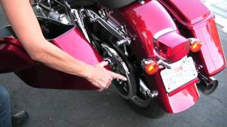 10. Harley-Davidson 2012 Dyna Switchback Saddlebags