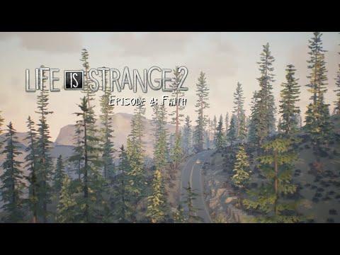 Life is Strange 2 Episode 4 Faith (Full Episode)