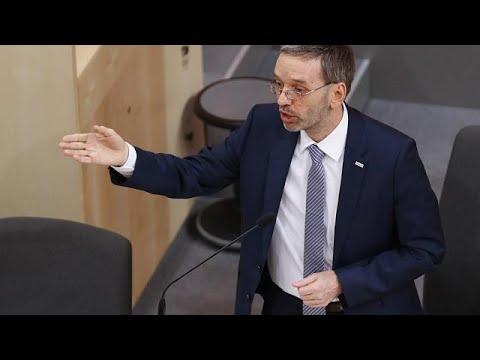 BVT: Verbalschlacht im Nationalrat -  Kickl hat Vor ...
