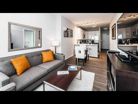 Furnished apartments at the West Loop's new Arkadia Tower