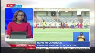 Weekend Prime: Cameroon Secures Win Over Harambee Starlets In A Friendly Match Played At The Kasaran