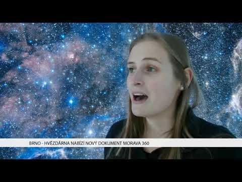 TV Brno 1: 7.2.2018 Hvězdárna nabízí nový dokument Morava 360