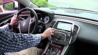 2012 Buick LaCrosse Test Drive&Car Review