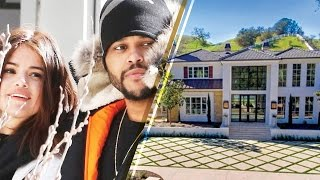 Selena Gomez & The Weeknd Moving into $20 MILLION Mansion Toge...