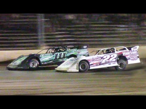 Super Late Model Feature | Stateline Speedway | 7-14-18