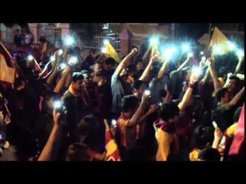 30 Mayıs 2015 Milas Galatasaray şampiyonluk kutlaması