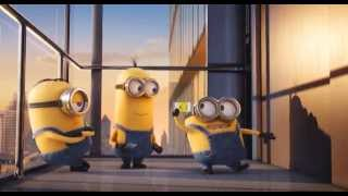 Khmer General - Minion commercial for a phone, so cute to watch