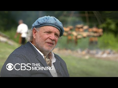 The Dish: Open fire cooking icon Francis Mallmann