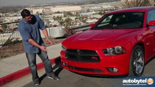 2012 Dodge Charger Test Drive&Car Review