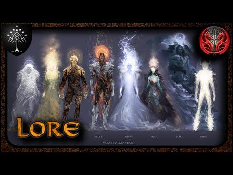 Die Valar und Maiar - Mittelerde Lore #105