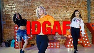 "Video ""IDGAF"" 
