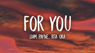 Video Liam Payne, Rita Ora - For You (Lyrics) Fifty Shades Freed MP3, 3GP, MP4, WEBM, AVI, FLV Juni 2018