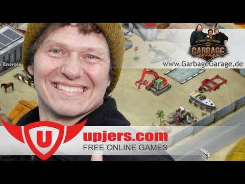 Garbage Garage Gameplay Präsentation