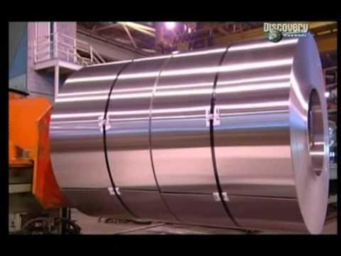 Jak vzniká nerezová ocel?