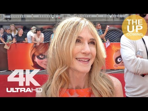 Holly Hunter Interview On Incredibles 2 And The Piano's 25th Anniversary