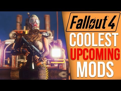 Modders are Bringing Mad Max into Fallout 4 - Upcoming Mods 197 (видео)