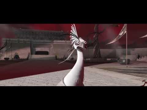 Kung Fu Panda 2 Lord Shen Vs Master Rhino