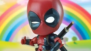 This is The Cutest Deadpool Figure Ever by IGN