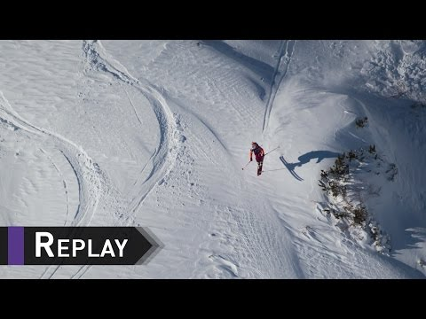 Replay - Fieberbrunn FWT17 - Swatch Freeride World Tour 2017