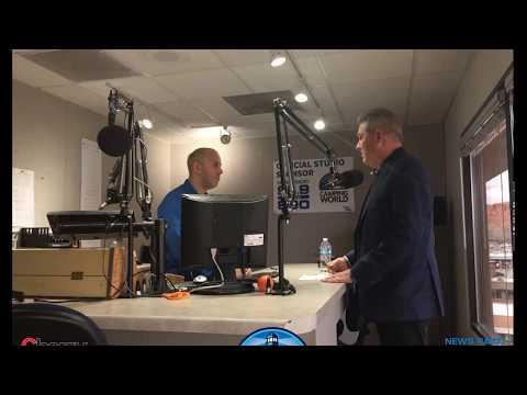 KDXU Radio - Jim Frank Speaks to Litehouse Expansion