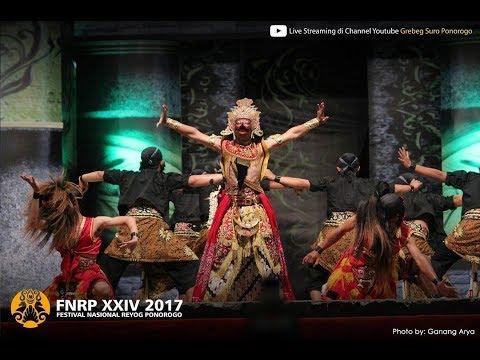 "Official ""REOG TARUNO SURYO"" SMA MUHIPO (2nd) FRN XXIV GREBEG SURO 2017"