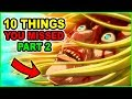 Attack on Titan: 10 MORE Things You Missed! Part 2 | Attack on Titan Season 3 Prep