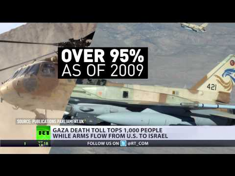 95% American-made: Where do Israel's bombs & bullets come from