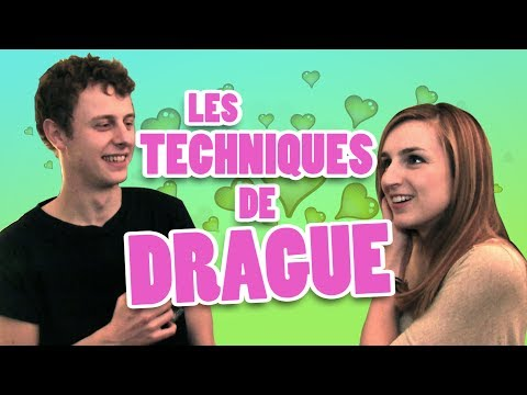 NORMAN – LES TECHNIQUES DE DRAGUE