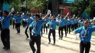 Múa dân vũ : Con cào cào - Hội LHTN Q.Thủ Đức.HCM