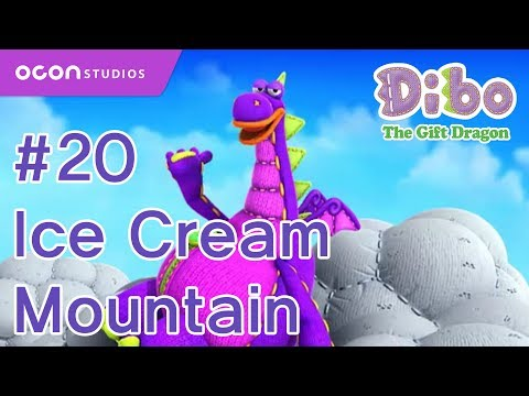 dibo - [OCON] Dibo the Gift Dragon Ep20 Ice Cream Mountain ( Eng Dub) ************************************************************************************* All righ...