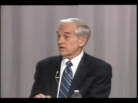 Ron Paul - On the Current Congressional Approval Rating