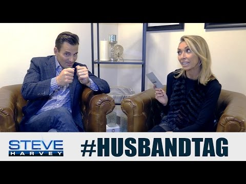 #HusbandTag: Bill and Giuliana Rancic || STEVE HARVEY