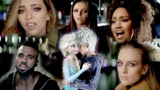 JELSA: Secret Love Song (by Little Mix ft. Jason Derulo) Music Video