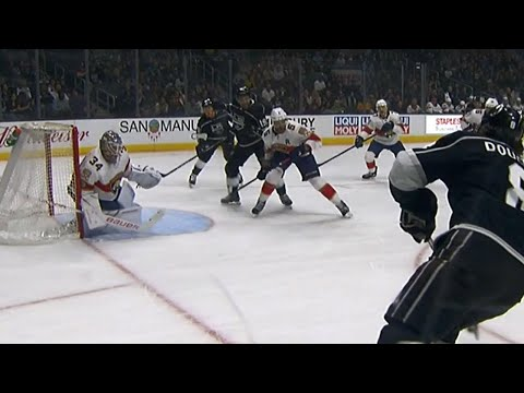 Video: Kings' Toffoli scores after sweet pass by Doughty