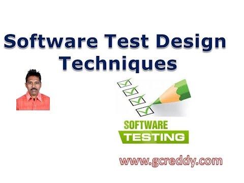 Software Test Design Techniques