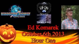 Thomasville (AK) United States  city photos gallery : Ed Komarek (Exopolotics) on The hundredth Monkey Radio october 6 2013 Hour One