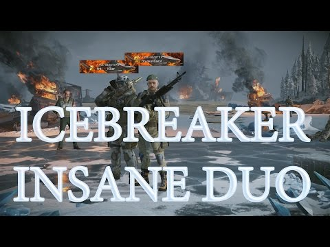 Warface - INSANE ICEBREAKER DUO